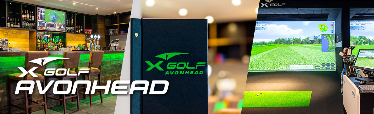 X-Golf Avonhead Collage - Bar, Venue and Menu