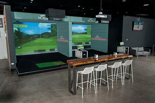 X-Golf Knox Simulators