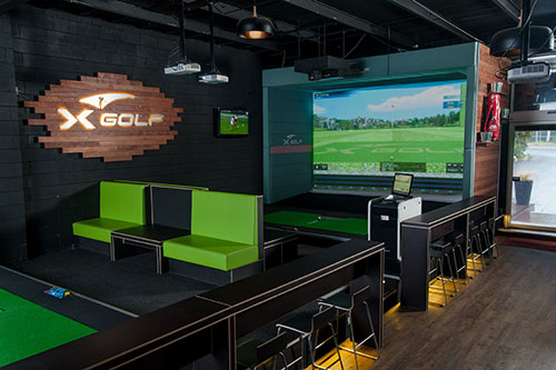 X-Golf Ringwood Simulators
