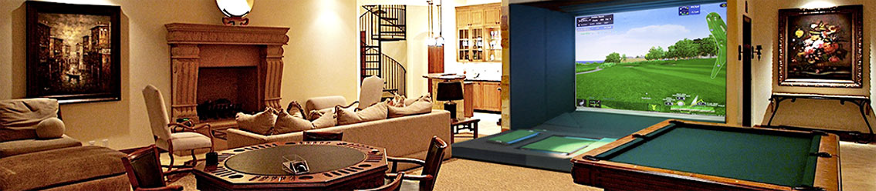 X-Golf Residential - Home Installation