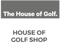 X-Golf House of Golf Line Drawing