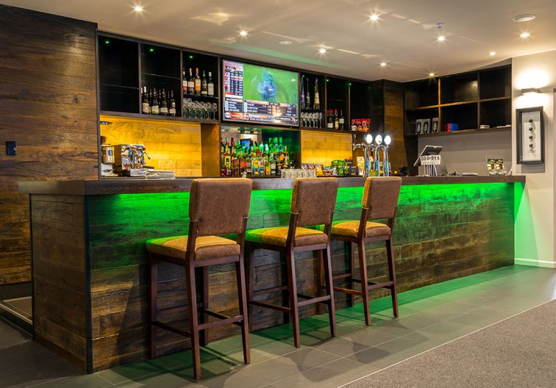 X-Golf franchise Avonhead Bar and Chairs