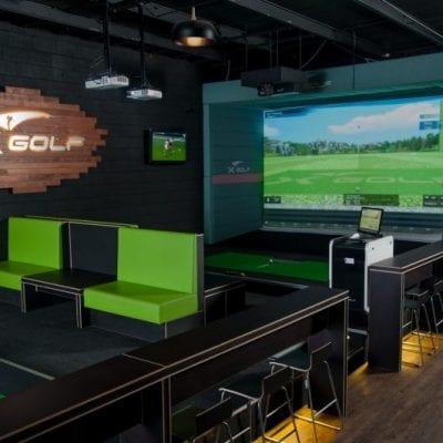 X-Golf Ringwood - Venue Image