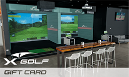 X-Golf Gift Vouchers - Simulators