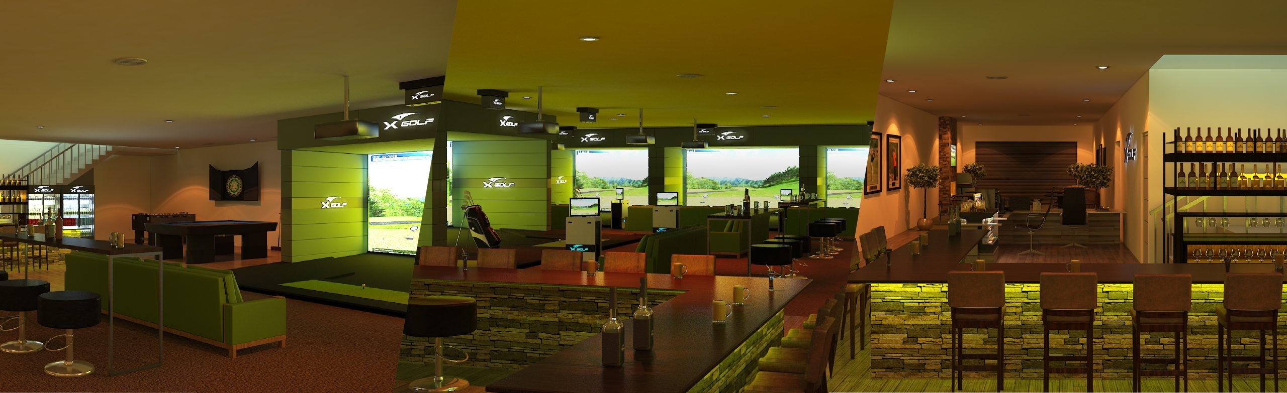 X- Golf Macarthur Venue Header IMage