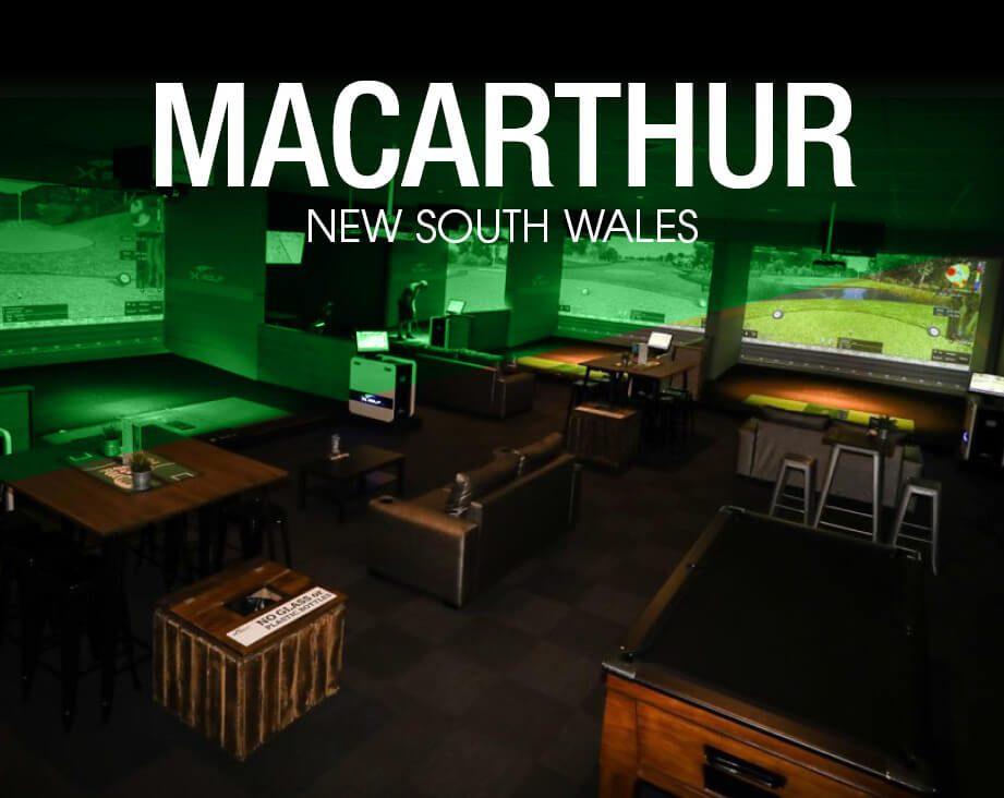 X-Golf Macarthur NSW