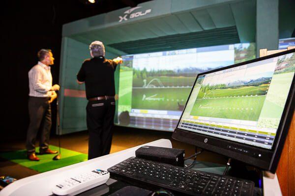 X-Golf golf lesson data analysis