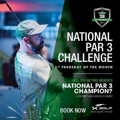 xgolf par 3 challenge