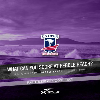 Pebble beach what can you score