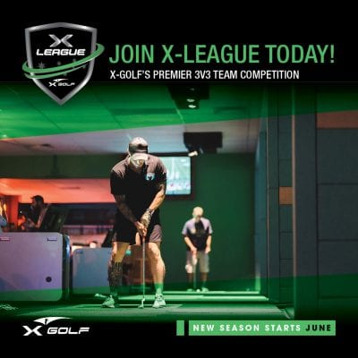 X-League Starting June