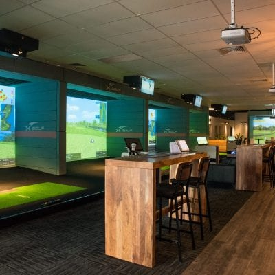 X-Golf Geelong Franchise golf simulators