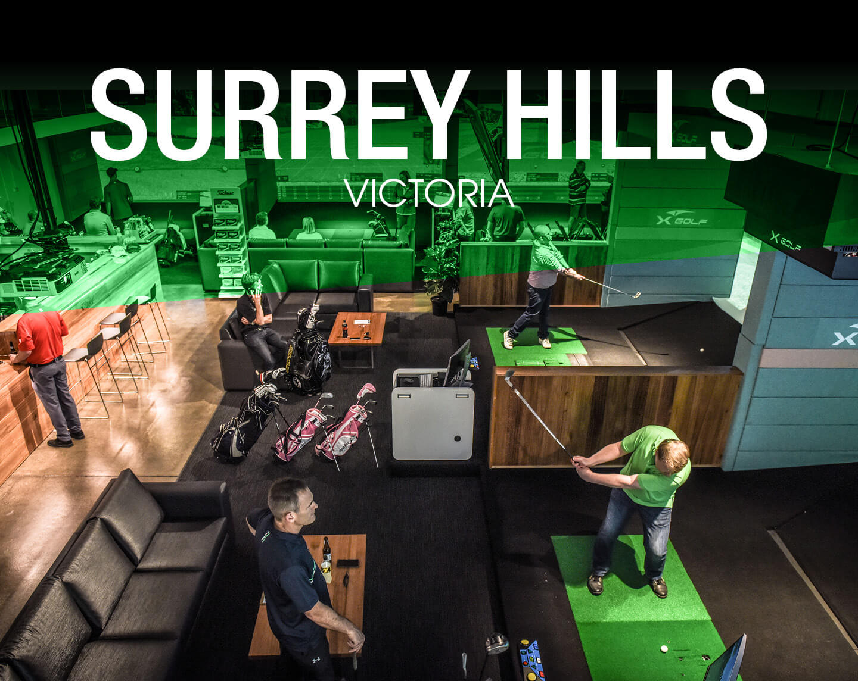 X-Golf Surrey Hills
