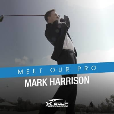 X-Golf Maroochydore golf professional mark harrison