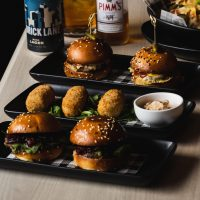 X-Golf food sliders