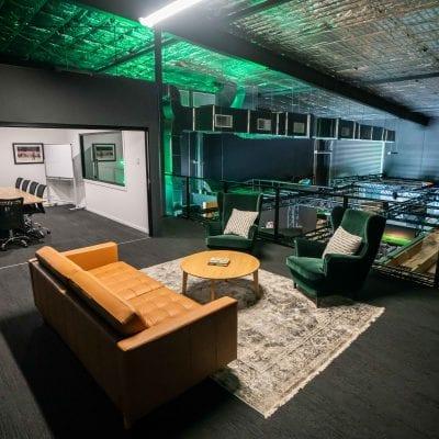 X-Golf Enoggera Boardroom